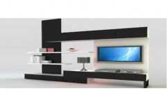 Modular TV Unit by Shubham Furniture & Aluminium