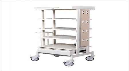 Monitor Trolley by Saif Care
