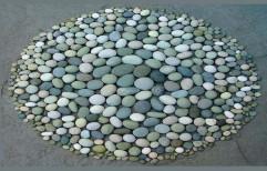 Natural Pebbles by Priyanka Construction