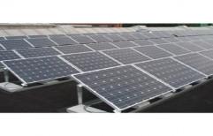 Off Grid Solar Power Plant by Milan Sour Urja Kendra