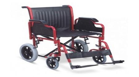 Patient Manual Wheel Chair by Jeegar Enterprises