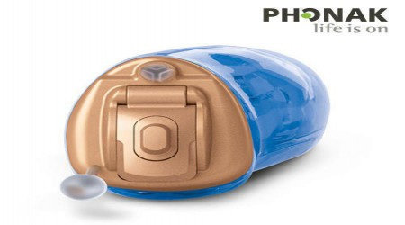 Phonak Virto Series CIC Hearing Aid by Sonova Hearing India Private Limited