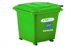 Plastic Dust Bin by Mars Traders - Suppliers Professional Cleaning & Garden Machines