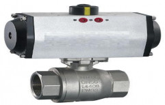 Pneumatic Actuator Ball Valve by Arcene Supply Services LLP