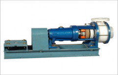 Polypropylene Pump by Naga Pumps Private Limited