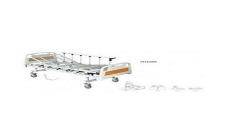 Portable Hospital Bed by Jeegar Enterprises