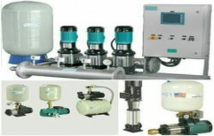 Pressure Pump Motor by Water Tek Solution