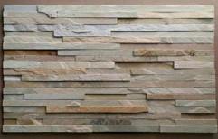 Rectangle Stone Wall Covering by KK Enterprises