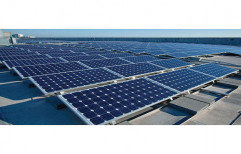 Rooftop Solar Power Panel by SS Solar Tech