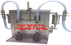 Semi Automatic Liquid Filling Machines by Micro Tech Engineering