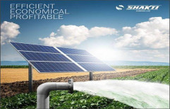 Shakti Solar Water Pumps by RD Solar Solution & Installation Private Limited