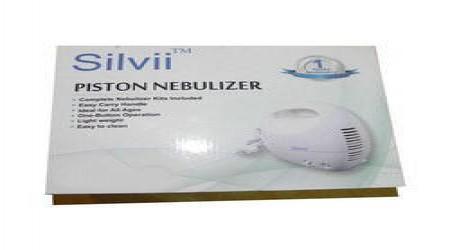 Silvii Nebulizer Piston Machine by Mangalam Surgical