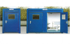 Sintex Portable Toilet by Anchor Container Services Private Limited