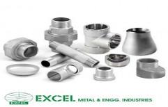 Socketweld Fittings by Excel Metal & Engg Industries