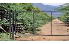 Solar Fencing by Recon Energy & Sustainability Technologies