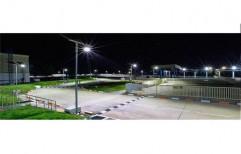 Solar LED Street Light by Golden ACS Group Of Company