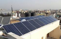 Solar Off Gride Power Plant by Patel Electronics