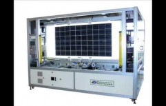 Solar Panel Manufacturing Unit by Radha Energy Cell