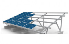 Solar Panel Mounting Structure by RayyForce