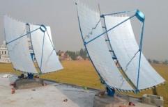 Solar Parabolic Dish by Radha Energy Cell