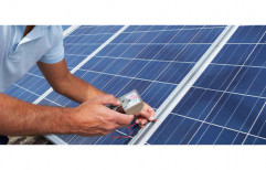 Solar Power Panel Maintenance Service by Techdzire Solar Private Limited