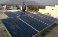Solar Power Plants (On Grid & Off Grid) by Viva Enterprises