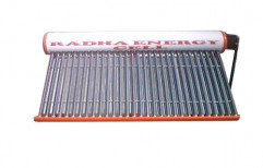 Solar Water Heater 200 LPD by Radha Energy Cell