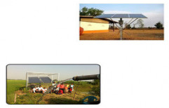 Solar Water Pump for Agricultural Work by Recon Energy & Sustainability Technologies