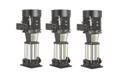 Stainless Steel Vertical Multistage Pumps by Petece Enviro Engineers