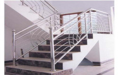 Steel Railings by Alkraft Decorators Private Limited