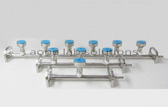 Sterility Testing Vacuum Manifold by A One Engineering Works