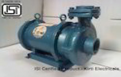 Three Phase Horizontal Open Well Pumpset by Kirti Electricals