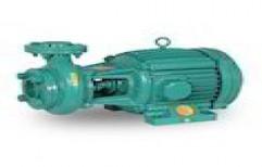 Three Phase Monoblock Pump by Prabhu Industry