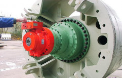 Tunnel Boring Machine Planetary Gear Units by S. M. Shah & Company