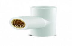 UPVC Brass Tee by Pomoi Steels