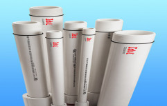 UPVC Submersible Column Pipes by Idol Plasto Private Limited