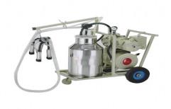 Vacuum Milking Machine by Arjun Pumps Ind.