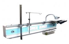 Vertical Bed Head Panel by Mediline Engineers