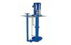Vertical Long Shaft Sump Pumps by K Tech Fluid Controls