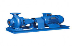Vertical Sealless Glandless Pumps by Mackwell Pumps & Controls
