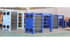 Water Heat Exchanger by M. M. Engineering Works