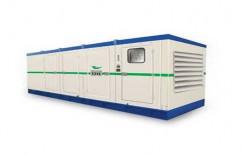 125 KVA Kirlsokar Silent Diesel Generator Set by Swastik Power
