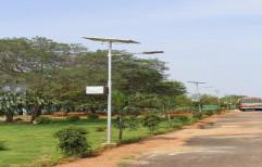 15 W LED Solar Street Light With 2 Days Battery Backup by DayStar Solar