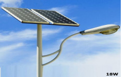 18W Solar Street Lights by Go Solar