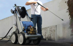 599 TS T Quadro High Pressure Washer by Vedh Techno Engineers Private Limited