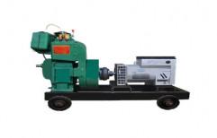 7.5 KVA Diesel Generator by Kovai Engineering Works