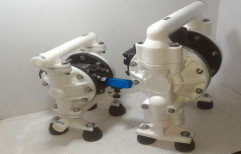Air Operated Diaphragm Pump by Mach Power Point Pumps India Private Limited