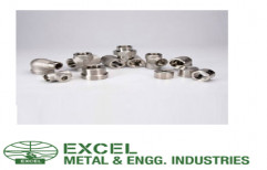 Alloy 20 Fittings by Excel Metal & Engg Industries