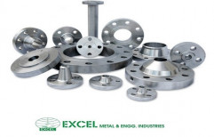 Alloy 20 Flanges by Excel Metal & Engg Industries