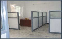 Aluminium Office Partition by Shubham Furniture & Aluminium